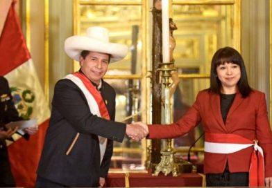 Pedro Castillo se enfrenta al Congreso de Perú