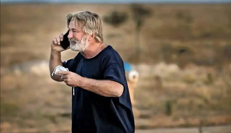 Habló Alec Baldwin tras el terrible accidente en México