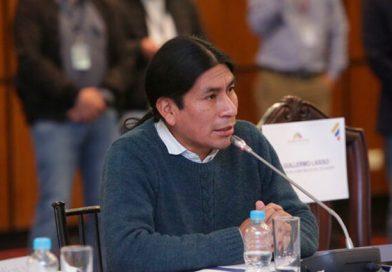 Cabascango acusa a Lasso de 'obstruir' investigación caso 'Pandora Papers'