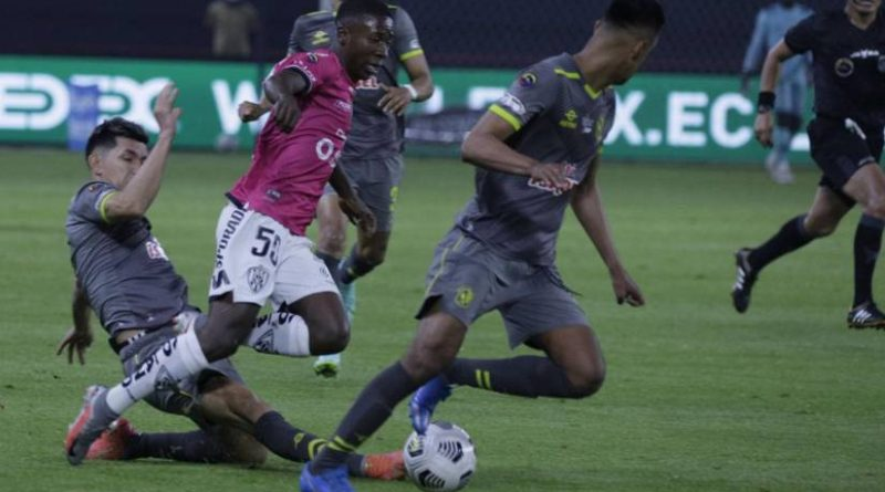Indp.del Valle y Manta empataron 1 – 1